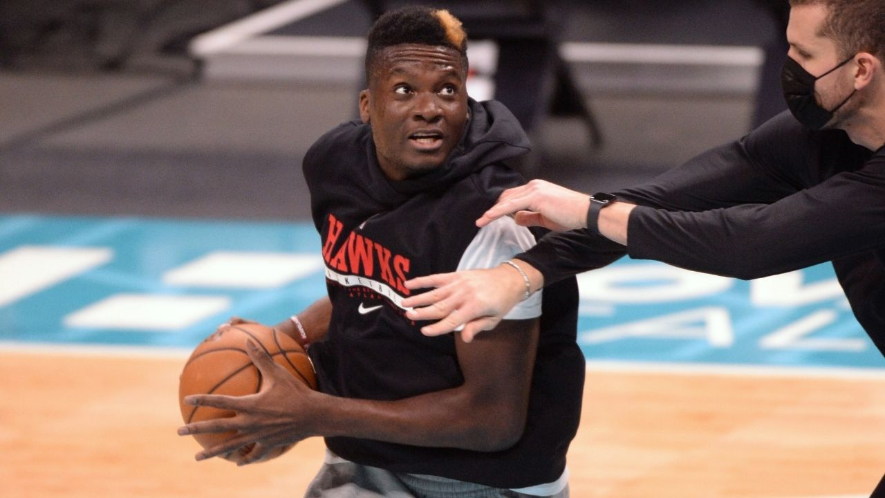 Is Clint Capela playing vs Clippers tonight? Hawks release injury list ahead of matchup against Lou Williams and co
