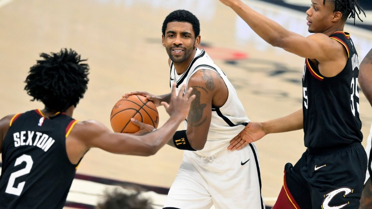 """""""Collin Sexton lunged forward as Kyrie Irving went by"""": Nets announcer Richard Jefferson hilariously goes back on criticism of officials in Cavs win"""