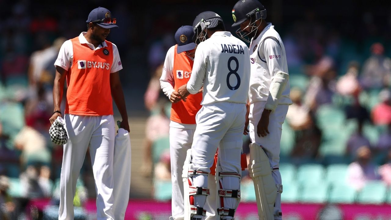 Jadeja Pant injury update: Will Rishabh Pant and Ravindra Jadeja bat today vs Australia in Sydney?