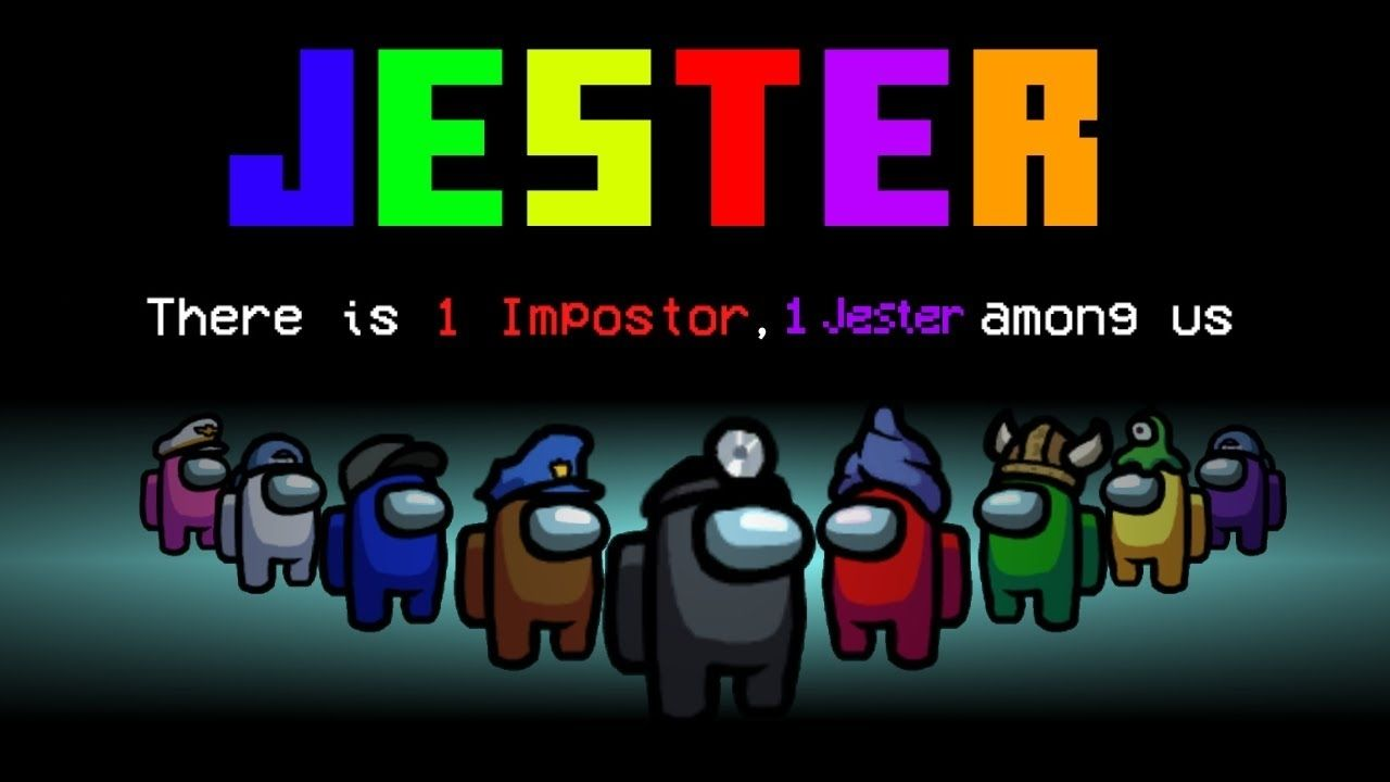 Among Us Jester Mod : Everything you need to know about the new Among us mod