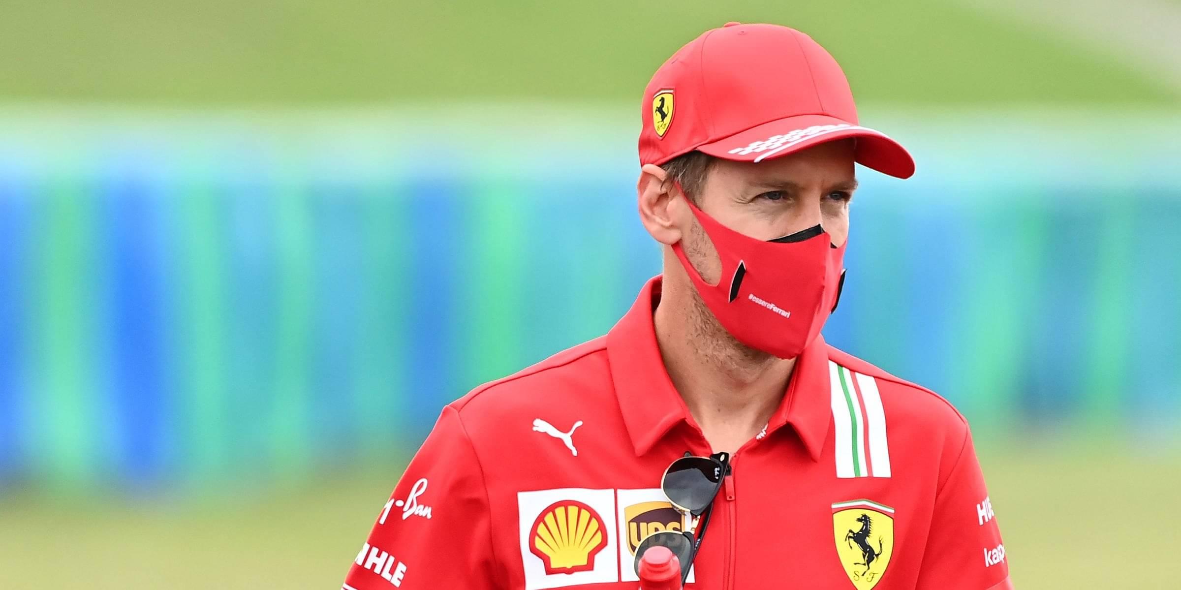 """The change in leadership from Maurizio to Mattia"" - Sebastian Vettel highlights the turning point of his Ferrari tenure"
