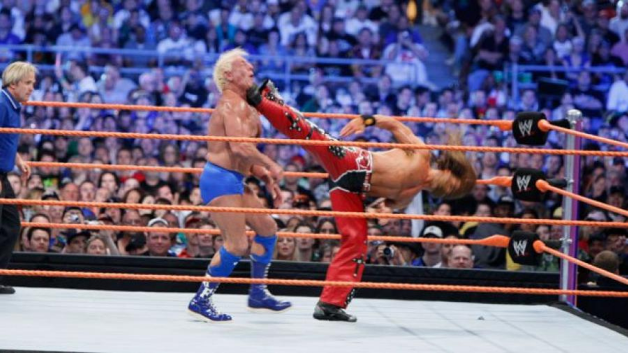 WWE responds after removing Wrestlemania 24 from WWE Network
