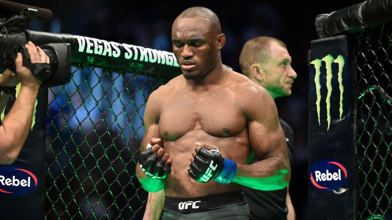 """""""I go out there and I do my job"""": Kamaru Usman on why he never brags about his achievements"""