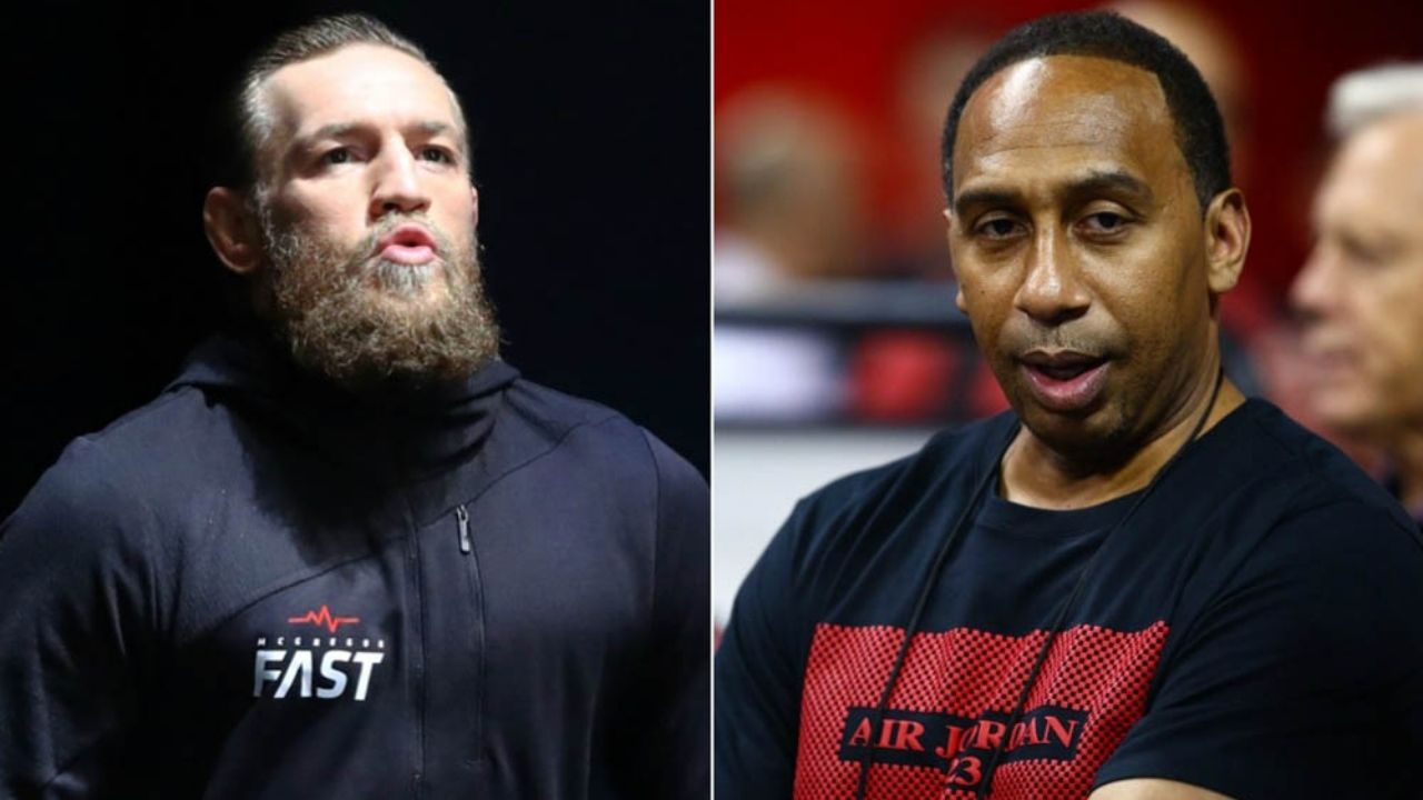 """""""Why UFC Fighters don't want to fight Conor McGregor"""": The Notorious responds to Stephen Smith after only 2 UFC fights in 4 years"""