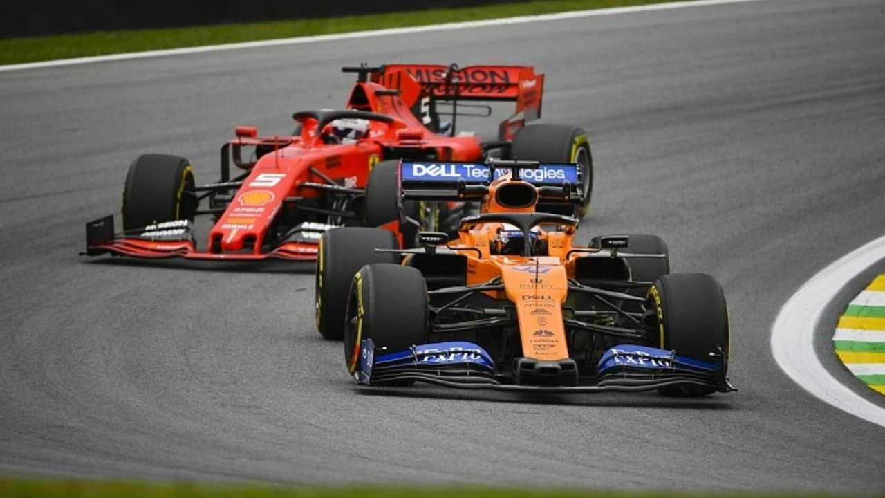 """""""It's going to be a force to be reckoned with""""- Carlos Sainz on McLaren"""