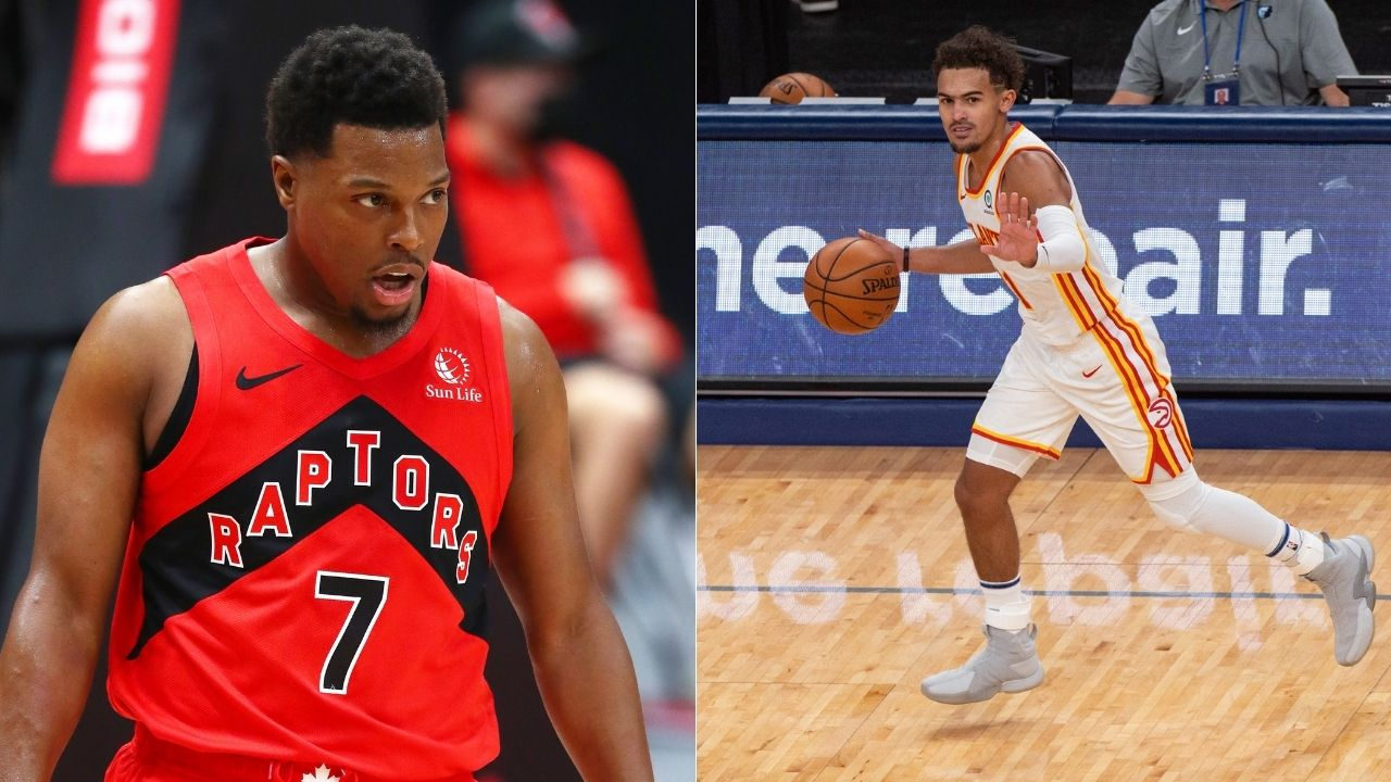 """""""If Trae Young had a butt like Kyle Lowry's, he would be knocking dudes 10 feet forward"""": Zach Lowe hilariously suggests new foul-drawing tactic for Hawks star"""