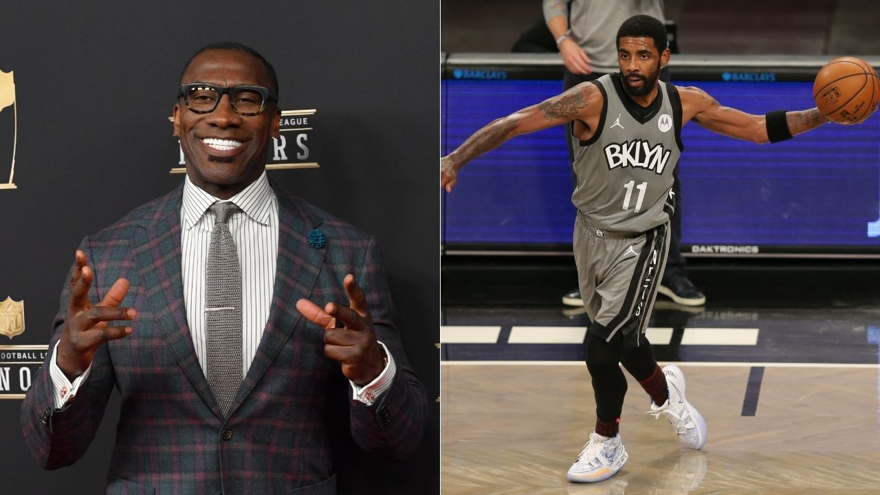 """What happened to Kevin Durant on that possession?"": Shannon Sharpe roasts Kyrie Irving for LeBron James take after Nets stars miss gamewinners against Wizards"