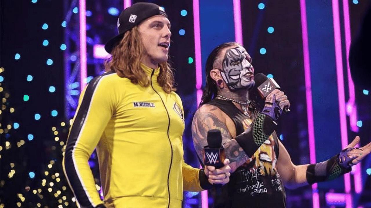 Matt Hardy criticizes Vince McMahon for creating 'The Hardy Bros'