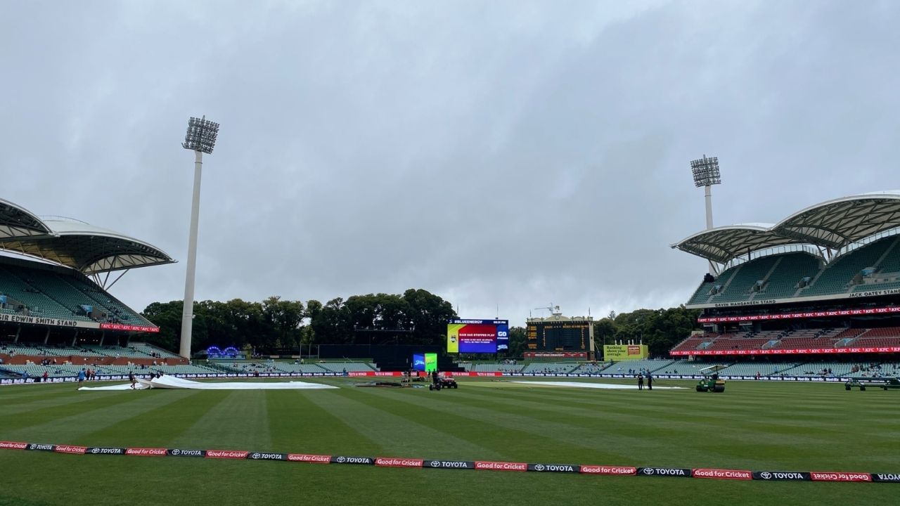 Adelaide Oval cricket ground weather: What is the weather prediction for Strikers vs Thunder BBL 10 match?