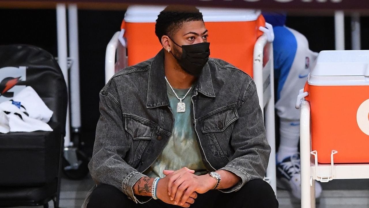 'Anthony Davis got duped': Lakers star sells Westlake Village mansion at a $1 million loss after purchasing it in 2018