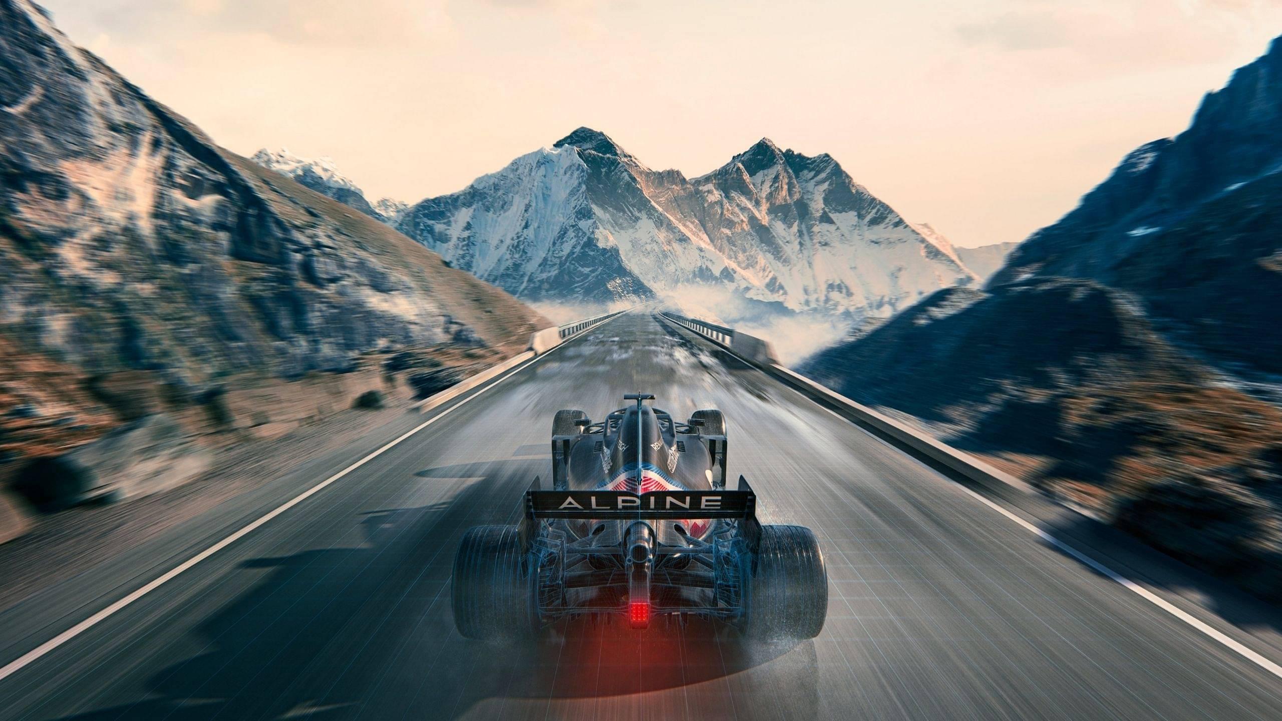 Alpine reveals interim livery as part of F1 team rebrand