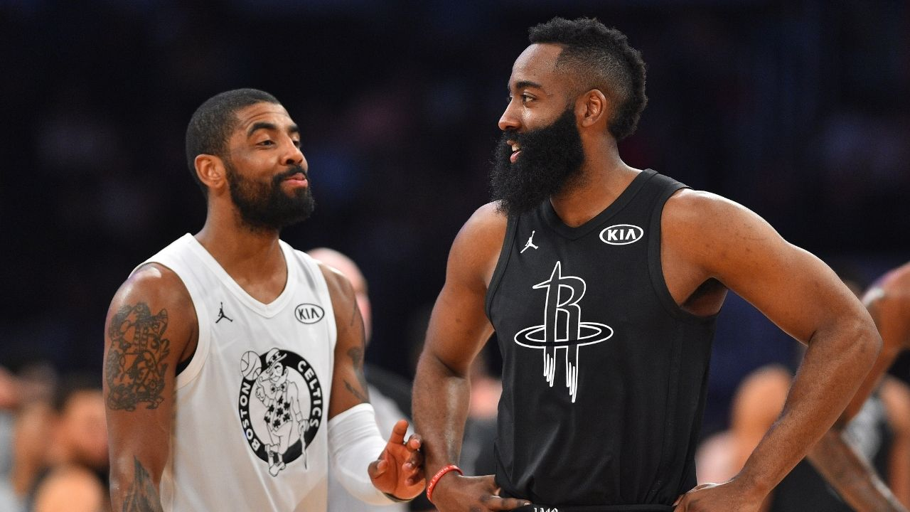 """""""Kevin Durant is the only unselfish superstar on the Nets"""": Charles Barkley argues why LeBron James and Lakers will still beat Kyrie Irving and co"""