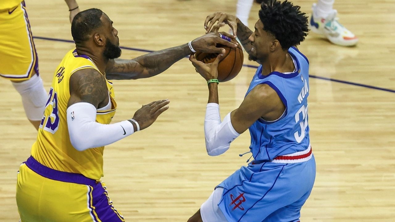 """""""LeBron James is the best defender in the NBA"""": Insane stat that reveals how Lakers star is stifling his opponents' shooting numbers"""