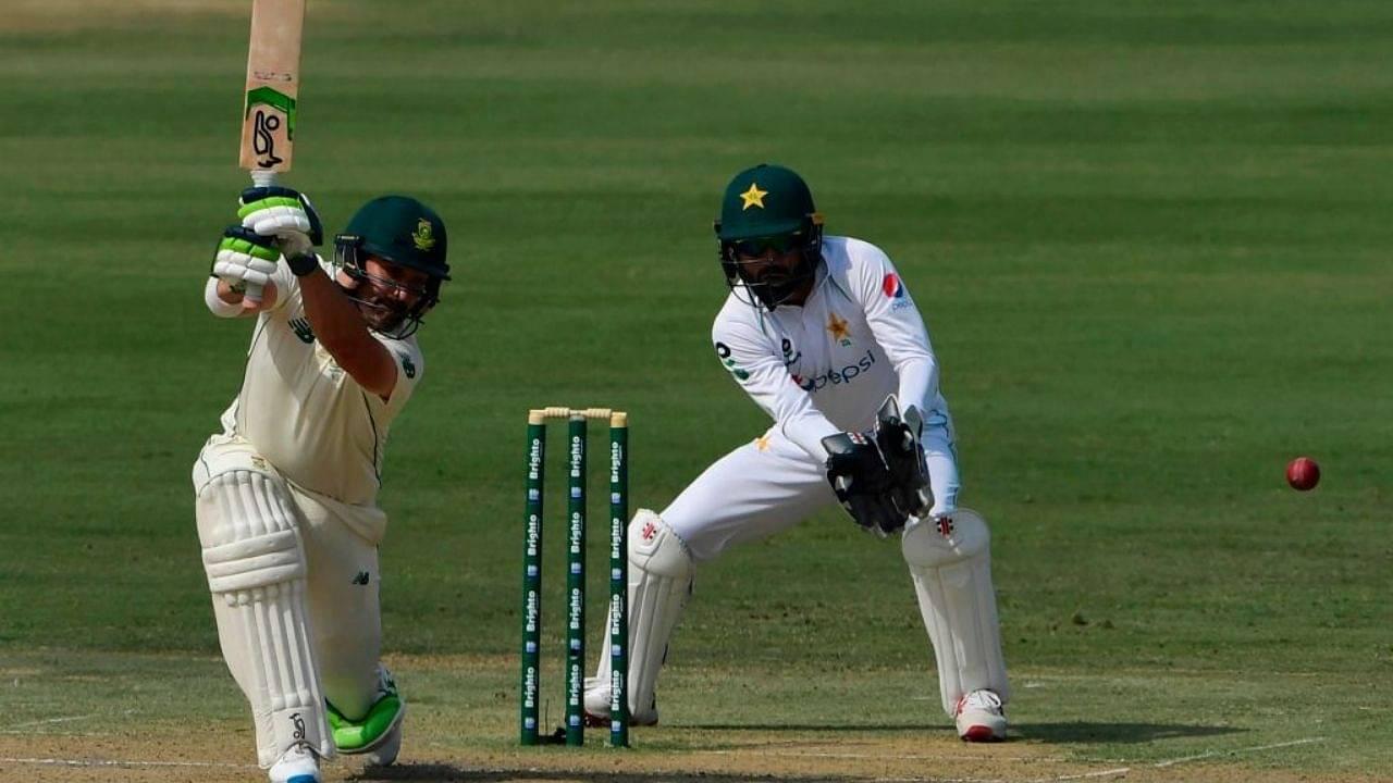 Dean Elgar injury update: South African team management gives huge update on Elgar's injury in Karachi Test