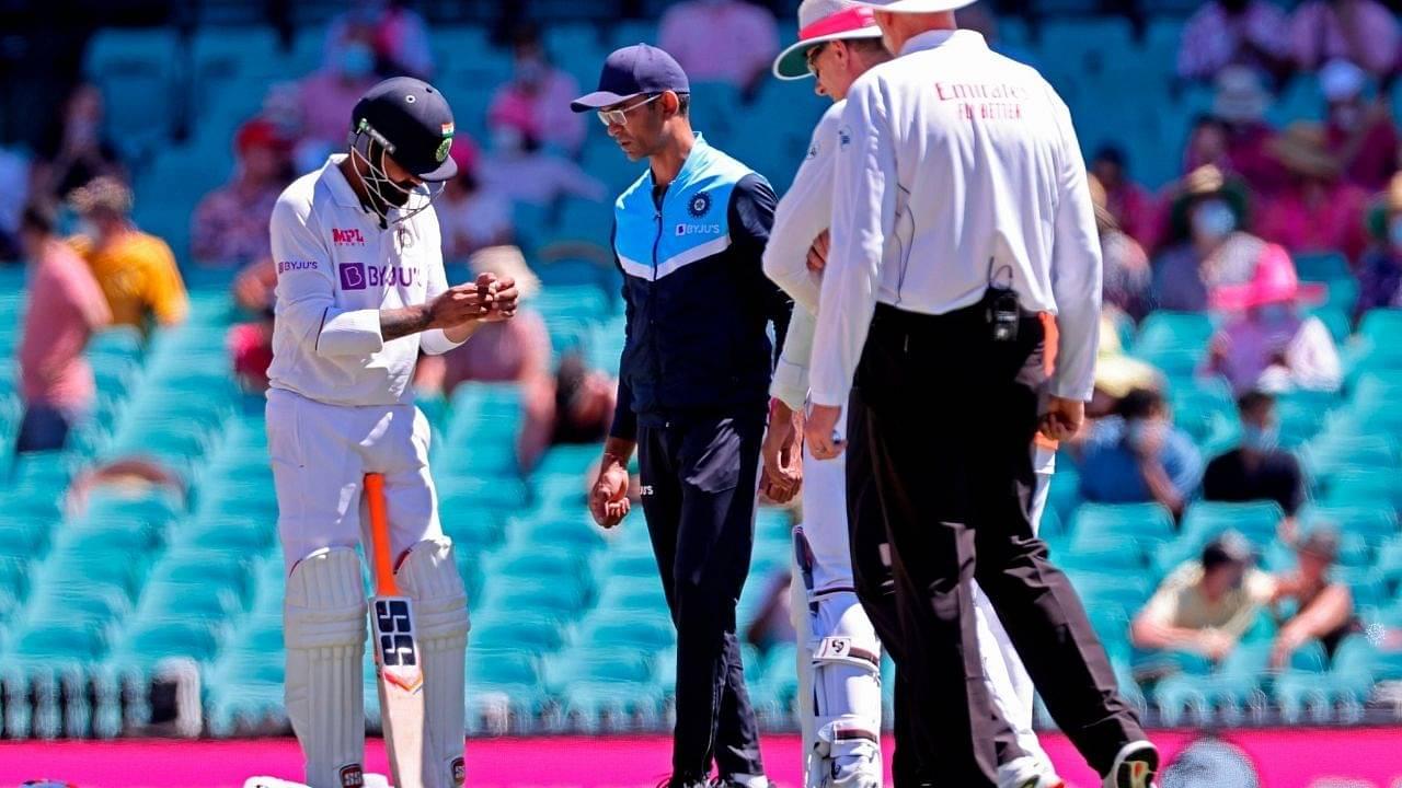 Is Jadeja injured: Why isn't Ravindra Jadeja fielding in Sydney Test vs Australia?