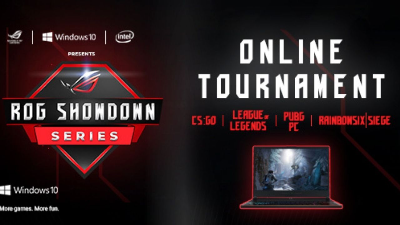 ROG Showdown 2021: Second edition of ASUS ROG Showdown will be held online from January end