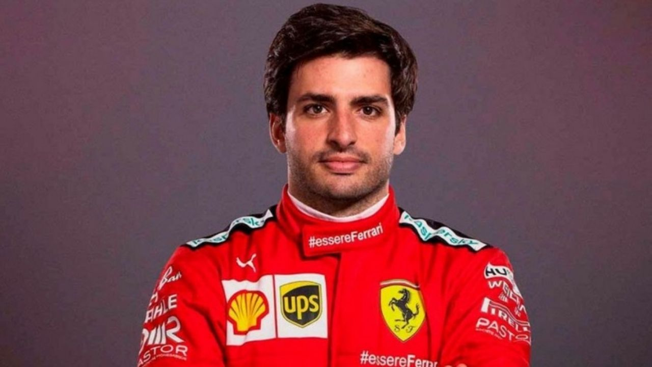 """""""You go into it without trying to believe it too much""""- Carlos Sainz's reaction after first contact with Ferrari"""