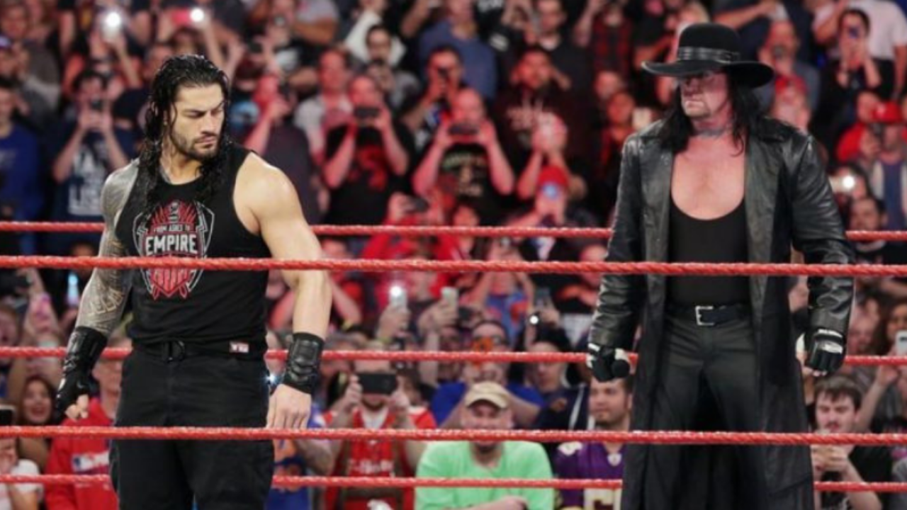 Roman Reigns comments on the Undertaker calling modern WWE stars 'soft