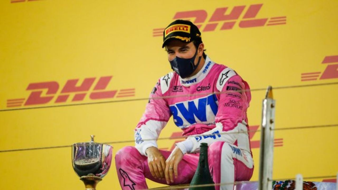"""There were a lot of times when I thought of quitting""- Sergio Perez"