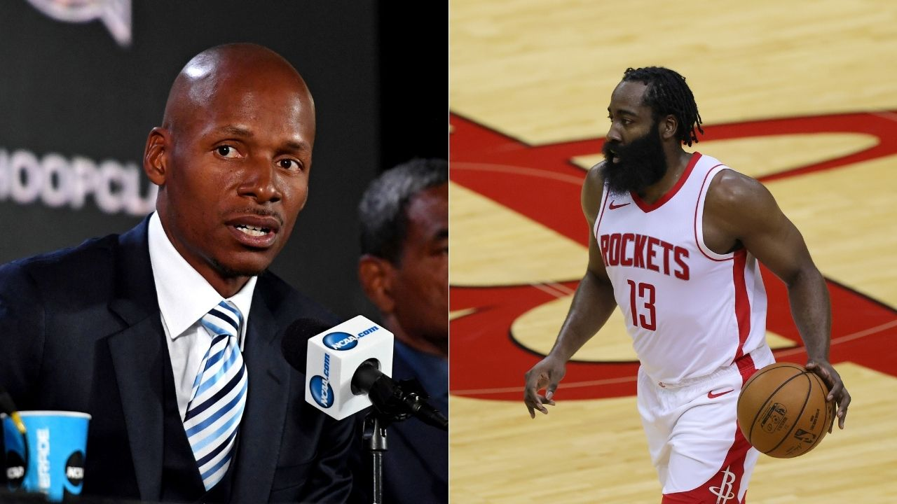 """""""What does James Harden truly want?"""": Ray Allen advises Rockets star on how to win championships citing his own career"""