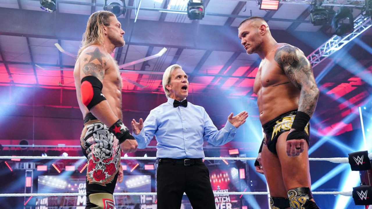 Former WWE writer questions Edge's decision to enter WWE Royal Rumble 2021