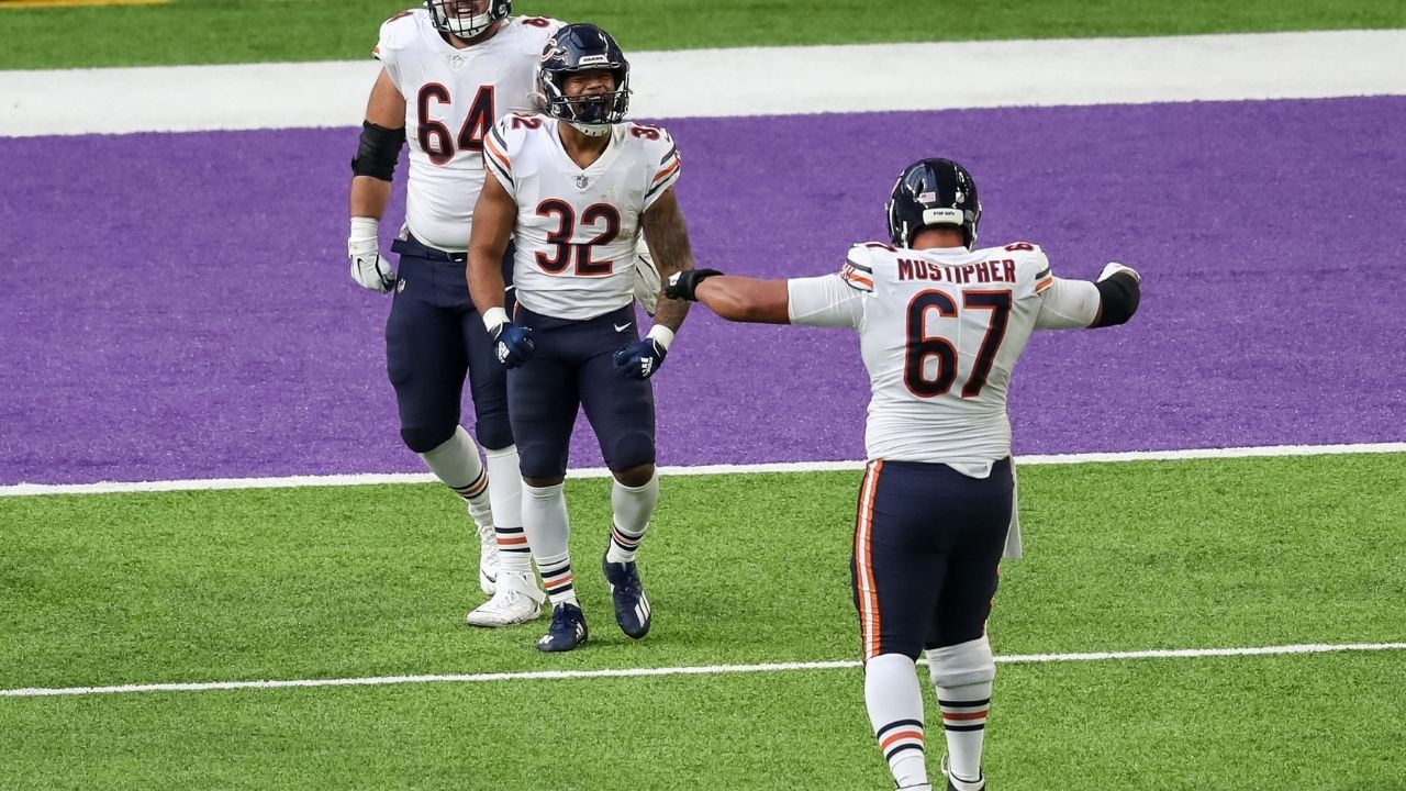 Chicago Bears Montgomery: Is David Montgomery Related To Wilbert Montgomery?