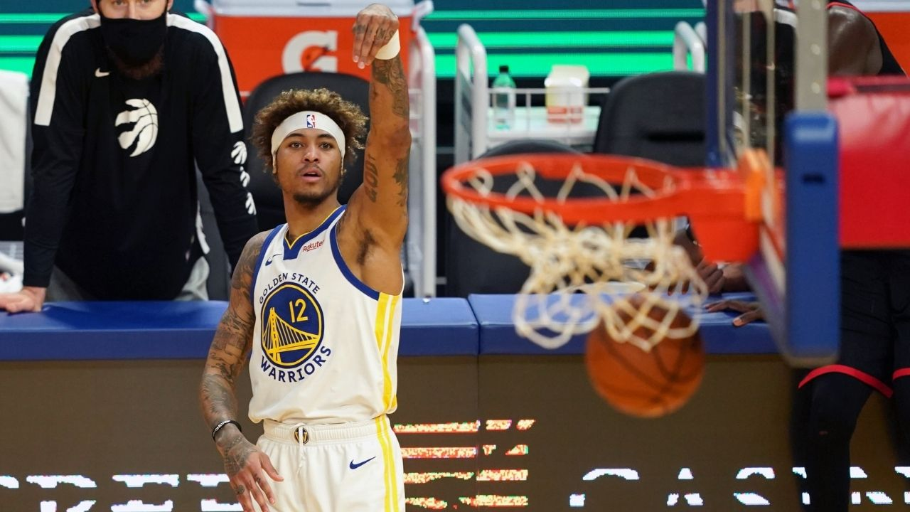 """""""If Kelly Oubre knocks down 3s consistently, the Warriors will be scary"""": Paul Pierce tips Stephen Curry and co to improve following win over LeBron James and his Lakers"""