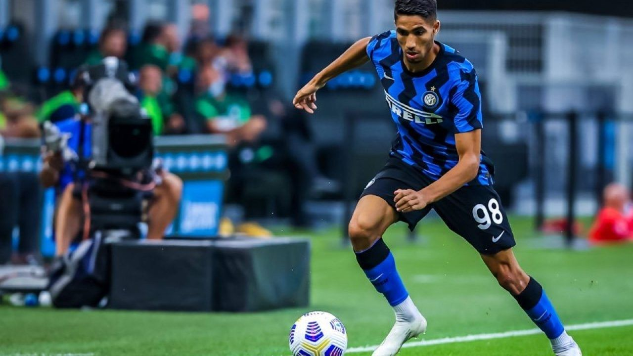 Inter Milan Fail To Dish Out First 10 Million Euro Instalment For Achraf Hakimi To Real Madrid