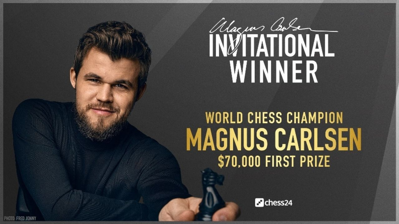 Highest Earning Esports Player : Grandmaster Magnus Carlsen tops the highest earning Esports player of 2020 list