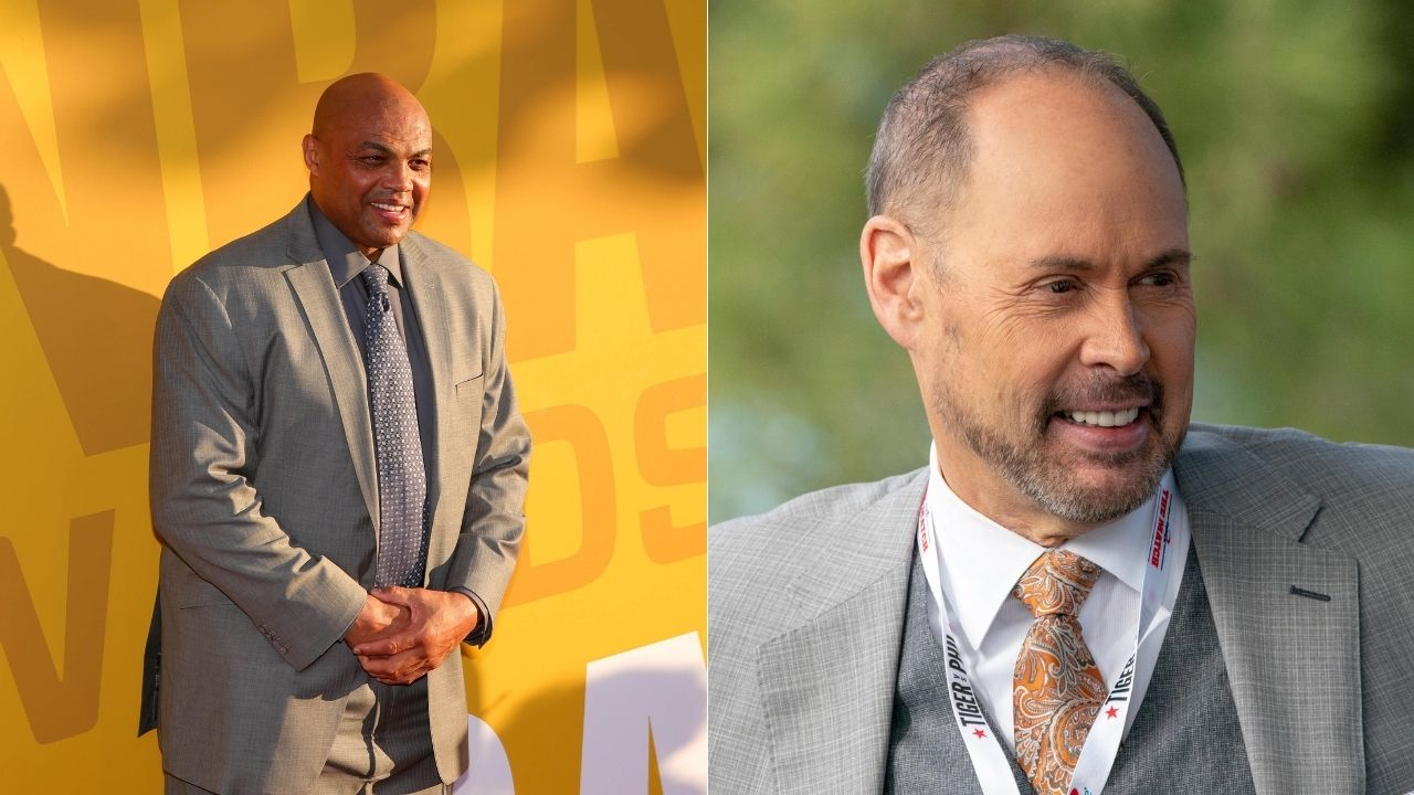 """""""Take your time coming back from the Capitol, Ernie"""": Charles Barkley hilariously trolls Inside the NBA host for Covid-19 tracing absence"""