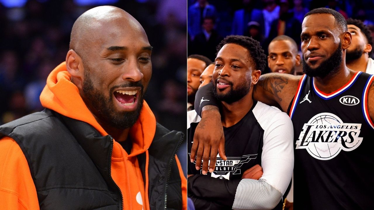 """""""Wish I could have played LeBron James or Kobe Bryant in NBA Finals"""": Heat legend Dwyane Wade reveals the only regret from his Hall of Fame career"""