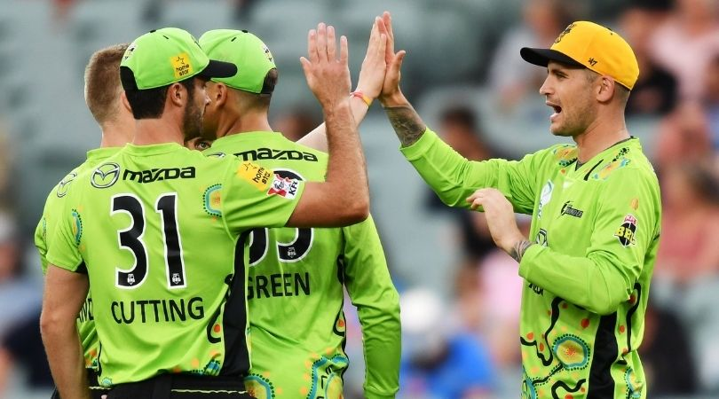 THU vs HEA Big Bash League Knockout Fantasy Prediction: Sydney Thunder vs Brisbane Heat – 31 December 2020 (Canberra). The loser of this game will bow out of the tournament.