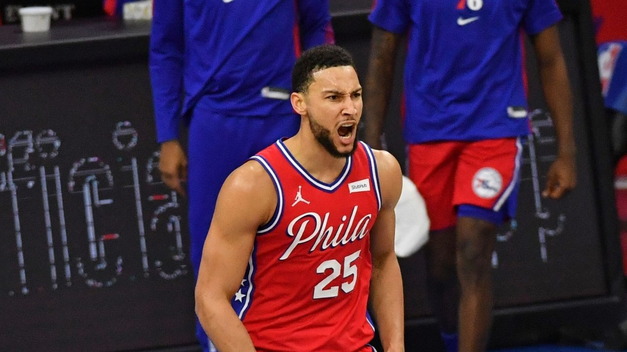 """""""I don't give a f**k, honestly"""": Ben Simmons makes sweeping statement on the online criticism the Sixers star has been facing all through his career"""