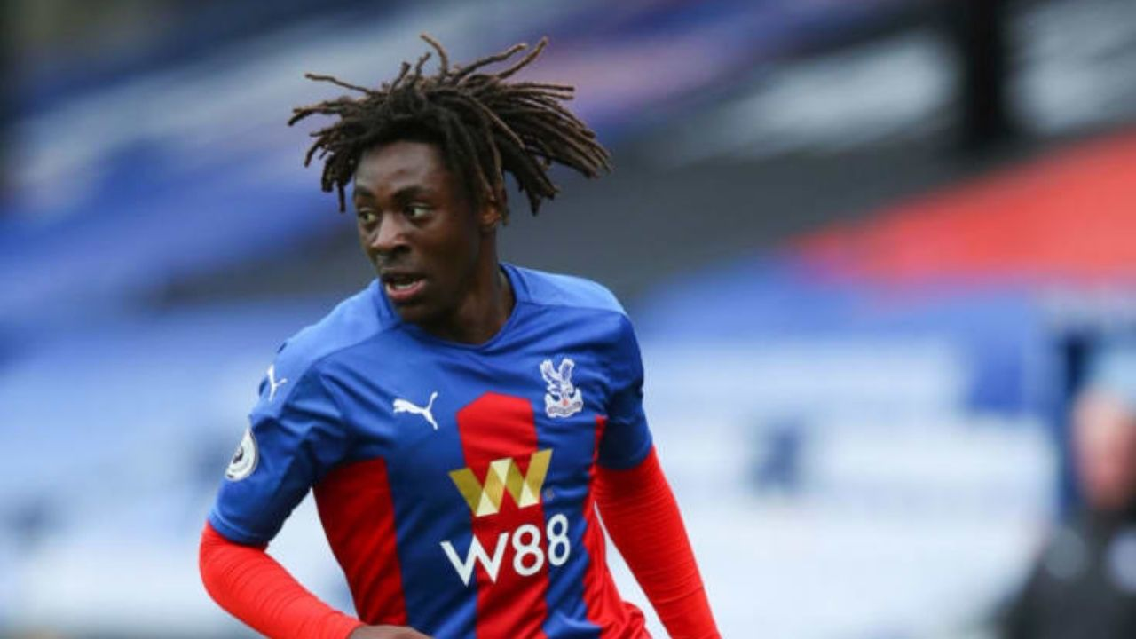 WATCH: Eberechi Eze Scores Cracker Of A Goal As The Crystal Palace Man Embarks On A Searing Run Inside His Own Half