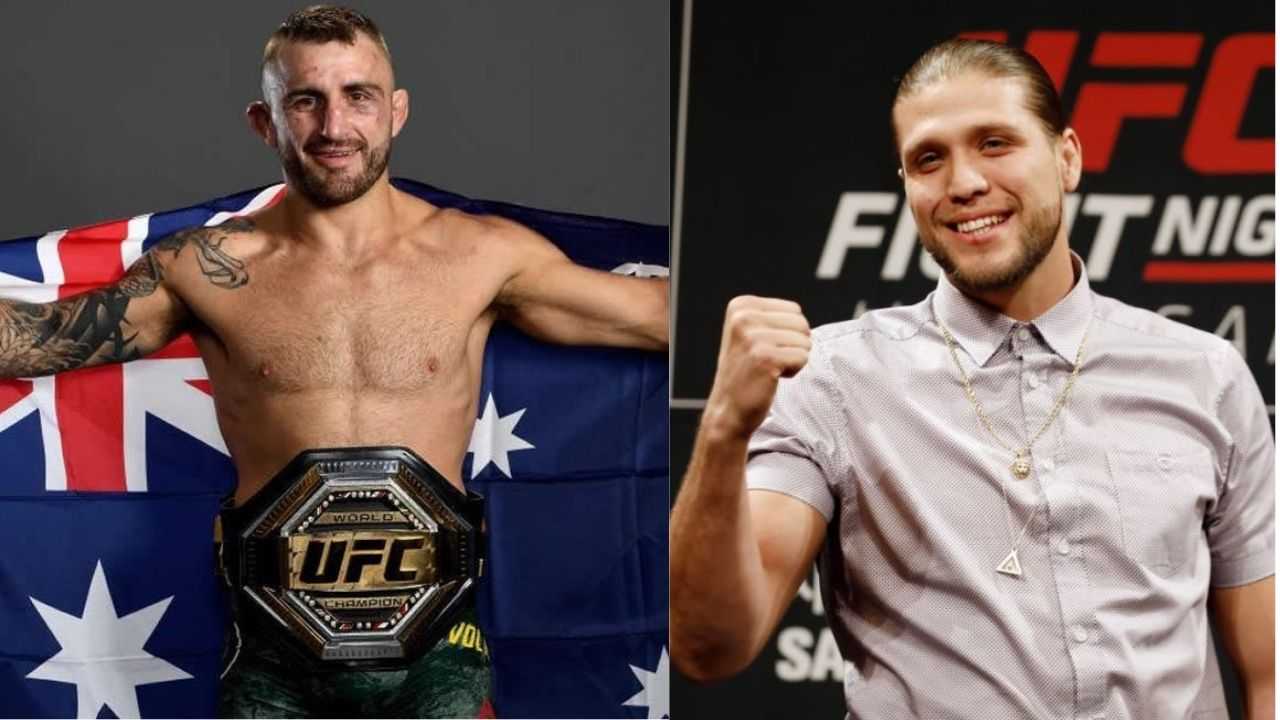 Alexander Volkanovski Vs. Brian Ortega Booked For March 27, UFC 260