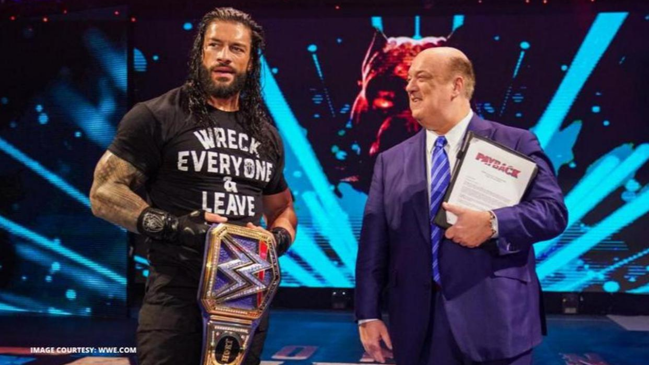 Paul Heyman claims his current run with Roman Reigns will be Hall of Fame worthy