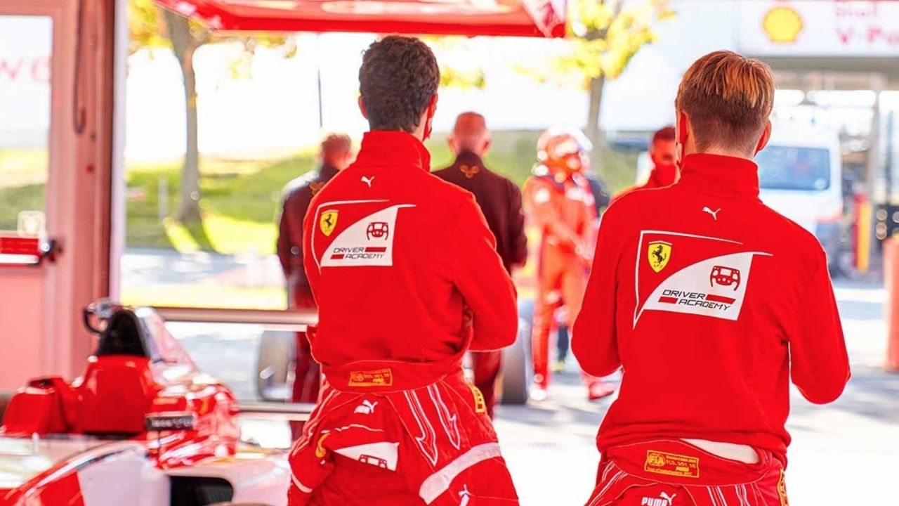 """""""I thought there would be a chance for me""""- FDA product disappointed for not receiving Ferrari call up"""