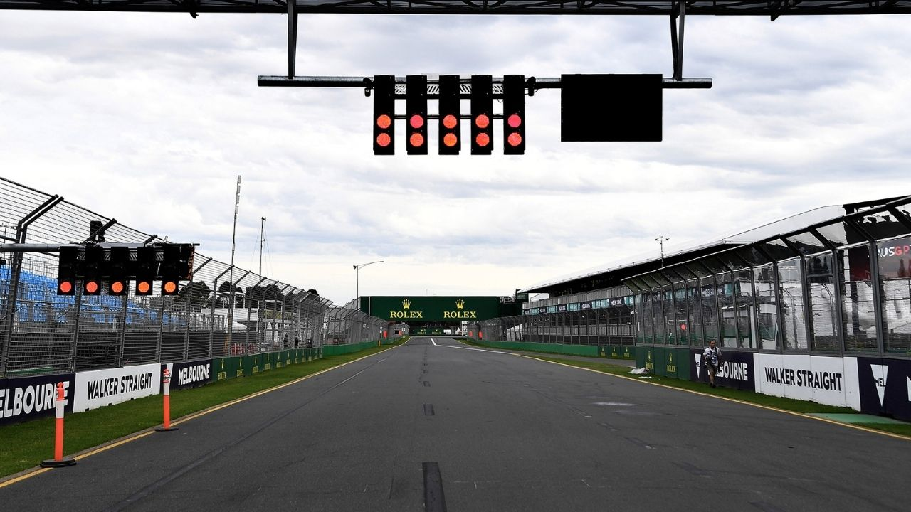 """That's a commitment that we intend to honour""- Australian Grand Prix will happen, even if no spectators"