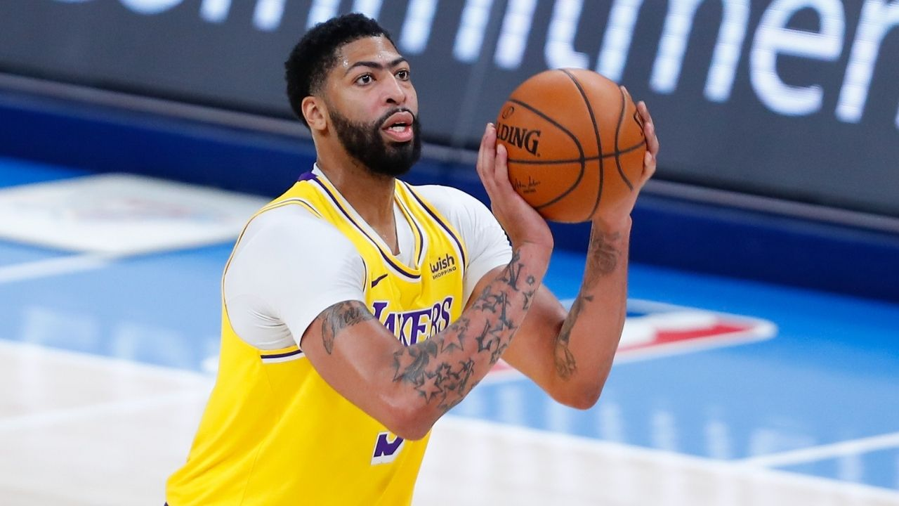 """""""I want to pass like LeBron James and Nikola Jokic"""": Anthony Davis reveals his goal is to emulate Lakers MVP's ability to dish out assists"""