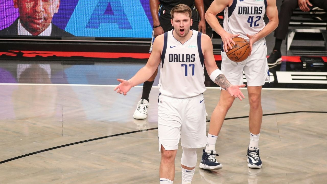'Long time left before I can be compared to Larry Bird': Luka Doncic humbly responds to comparisons with the Celtics legend and 3-time MVP