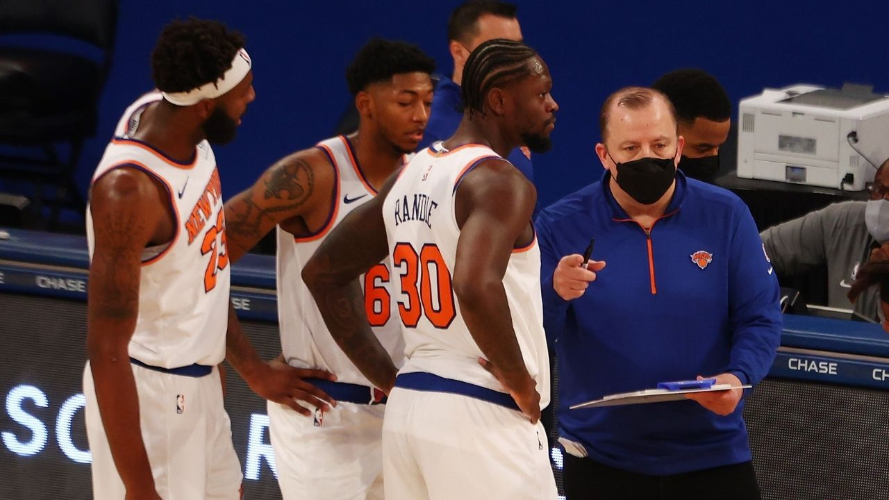 """""""New York Knicks stay most valuable NBA franchise"""": Golden State Warriors and Knickerbockers take top 2 spots among most valuable NBA franchises as Lakers finish 3rd"""