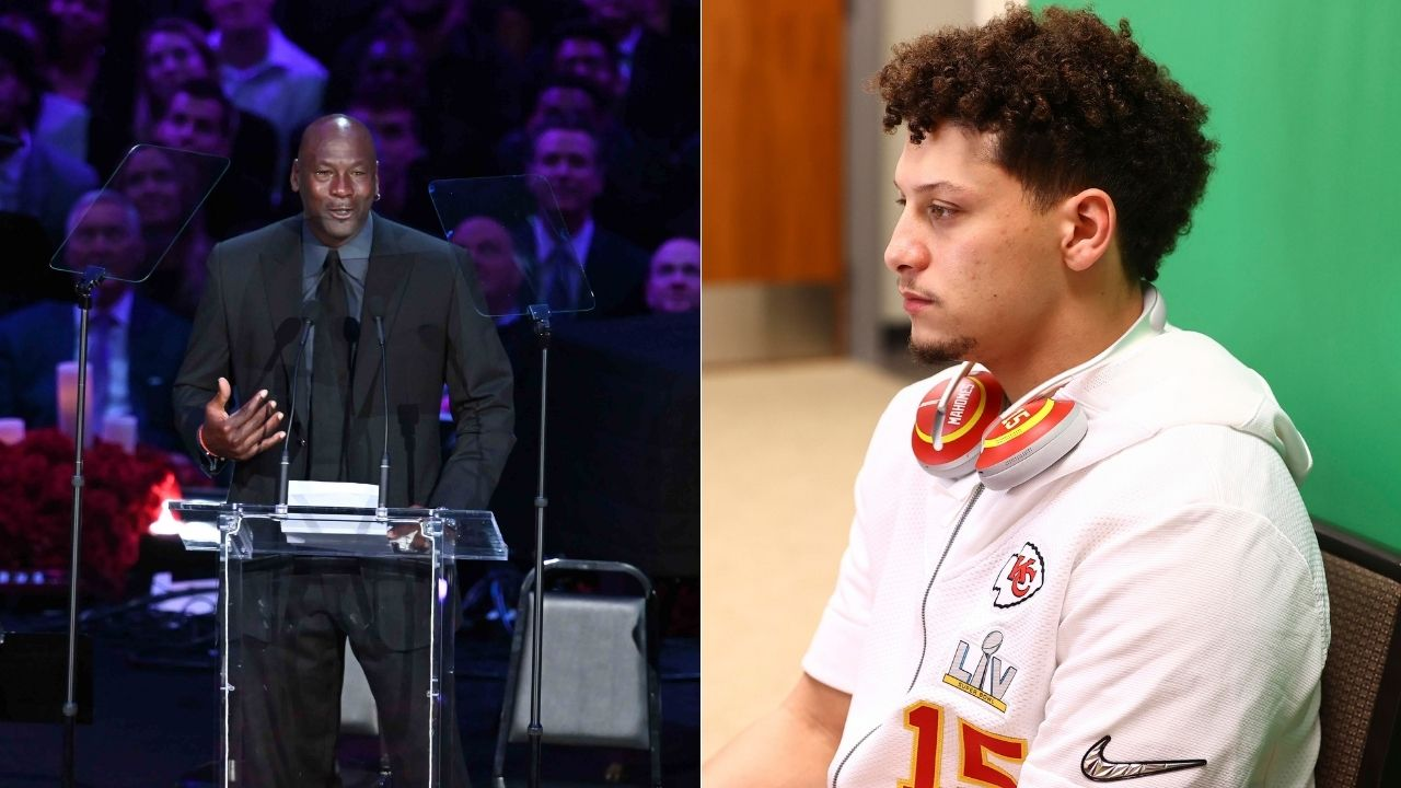 """""""Patrick Mahomes is much more accomplished than Michael Jordan at his age"""": Kansas City Chiefs CEO compares the NBA's 'GOAT' to his franchise star"""
