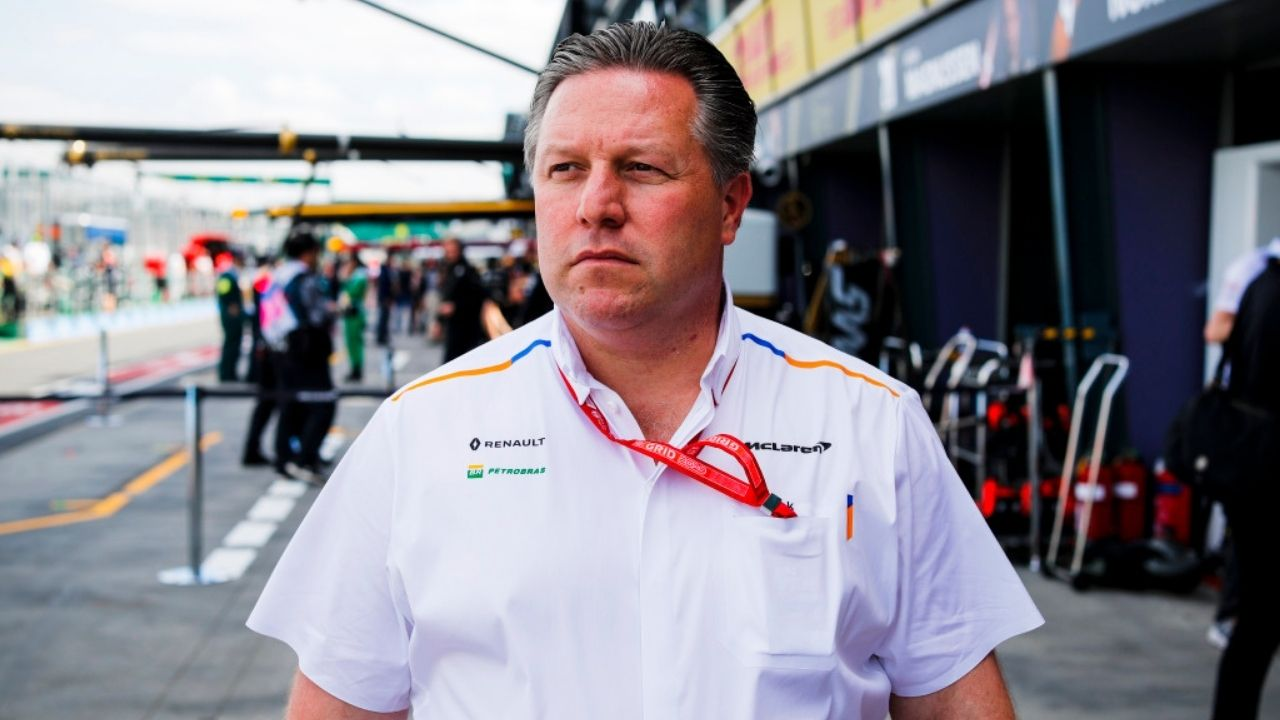 """We are so excited that we can win races together""- Zak Brown on progress in Mercedes relationship"