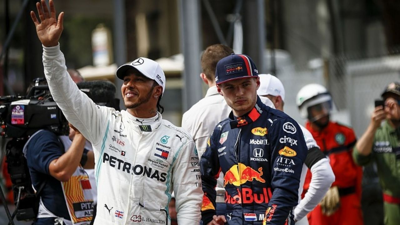 """""""What does Lewis Hamilton have to lose?""""- Ex-F1 driver explains why Max Verstappen arrival at Mercedes wouldn't bother Hamilton"""