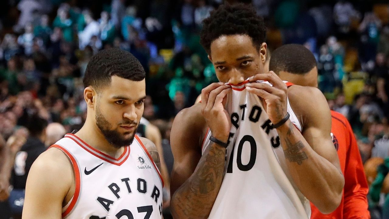 """DeMar DeRozan called me weak"": Fred VanVleet reveals how former Raptors All Star would motivate him by joking at his expense"