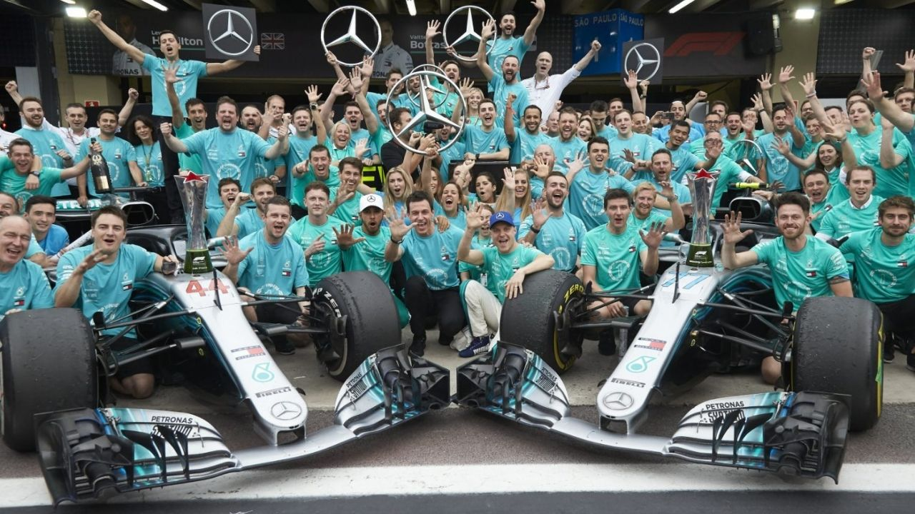 """""""What we have seen in recent years will be over at the end of this year""""- Mercedes on its dominance"""