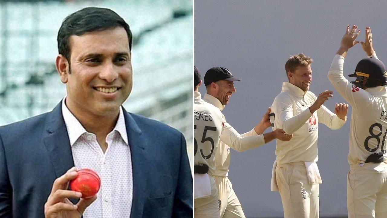 """Can't believe what happened"": VVS Laxman shell-shocked by Joe Root's maiden Test five-wicket haul"