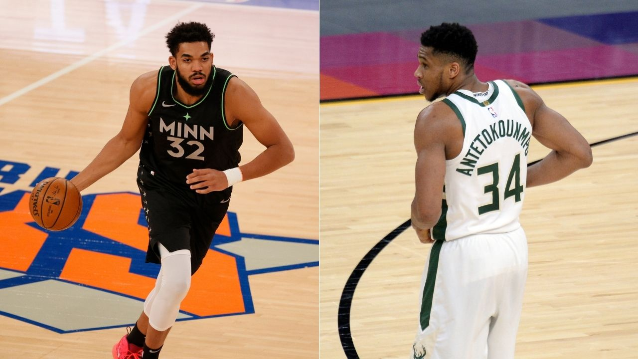 'Appreciate Giannis Antetokounmpo for reaching out to me': Karl-Anthony Towns reveals how the Bucks' superstar helped him through some difficult times