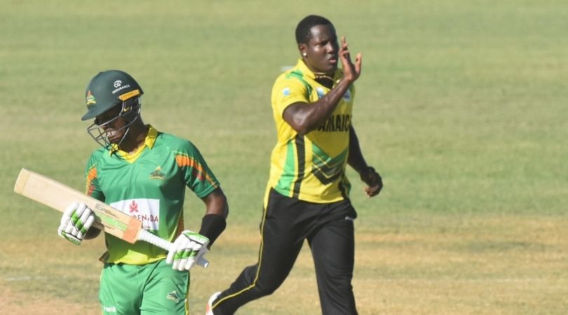 LEE vs JAM Fantasy Prediction: Leeward Islands Hurricanes vs Jamaica Scorpions – 19 February 2021 (Antigua). Andre McCarthy and Quinton Boatswain will be the best fantasy picks in this game.