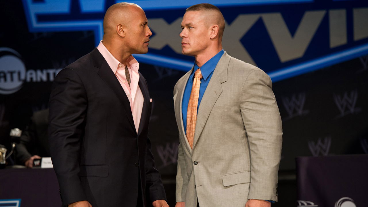 John Cena did not want to lose to The Rock at Wrestlemania 28